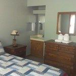 Bedroom # 1 with en-suite vanity