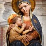 Scultura lignea della Madonna della Salute di Monteortone