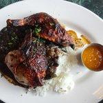 Jamaican Jerk Roasted Chicken