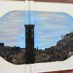 il campanile della Cattedrale visto da Via Verdi