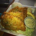 mahi mahi tempura