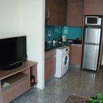 Living area room 909