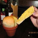 Garlic Bread....yum!