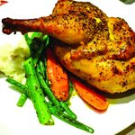 Roasted Lemon Pepper Chicken