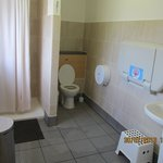 Disabled Bathroom/Baby Change