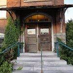 21 Cooper Street entrance