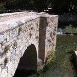 Alcala del Jucar , pont romain