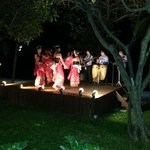 Thai night with Thai dancing