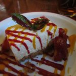 & For Dessert...