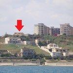 Villa Margherita vista dal mare 1