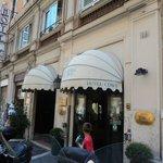 Hotel Corot, Rom