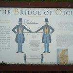 História da Ponte de Oich