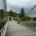 Ponte sobre o Rio Oich