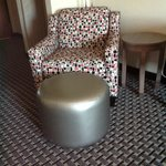 Comfortable chair at Holiday Inn Express, Kerrville