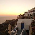 Sunset at Esparas
