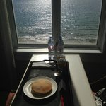 Room service with a view!