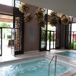 hydro therapy in the spa