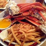 All you can eat crab legs for only $23!!!