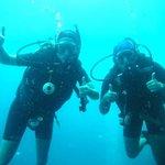 Diving!!