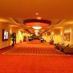 Conference Room Corridor