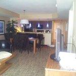 kitchen & livingroom
