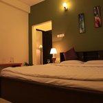 Bedroom no:2 in a 2 Bedroom Apartment