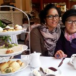 Grand time at High Tea