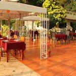 Restaurant in Pool terrace