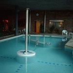 Un día que nos envontremos la piscina sola