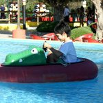 Water kart for under 6 years old kids