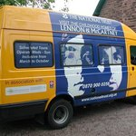 Mini Bus from National Trust