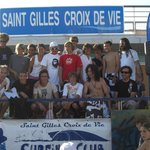Surfing St Gilles