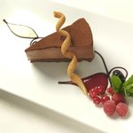 Delicious desserts at the Lodore Falls Hotel