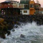 The Tug restaurant by the pier (good for dinner)