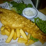 Fish & Chips - £10.85