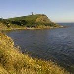 Kimmeridge Bay - East