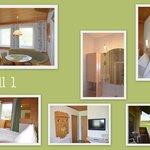 Beispielfoto für eine Ferienwohnung mit 2 Schlafzimmern 3-5 P
