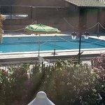 bella la piscina!