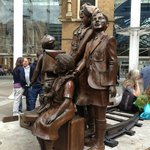 Kinder Transport Memorial at Liverpool Street Station