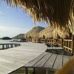 Overwater Cabanas