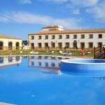 Photo of Hotel Cortijo Santa-Cruz