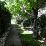 appartamenti in giardino
