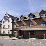 Premier Inn Christchurch West Hotel