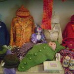 Handknit sweaters, hats, scarves and socks