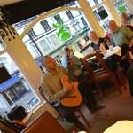 Classical guitarist plays Thursdays and SUndays from 7.30pm - booking advised!
