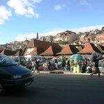 Pavilions market