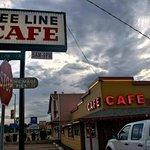 Bee Line Cafe...Great Breakfast Stop