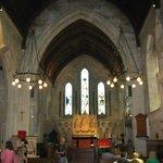 Inside St Albans