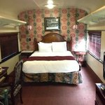 train carriage room