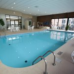 Indoor Pool, Jacuzzi, and Sauna